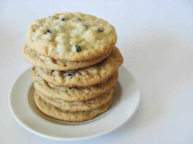 Blueberry & Cream Cookies